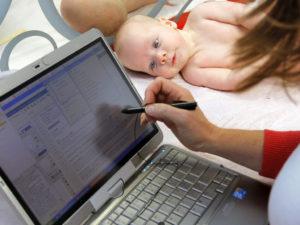 pediatric electronic health records