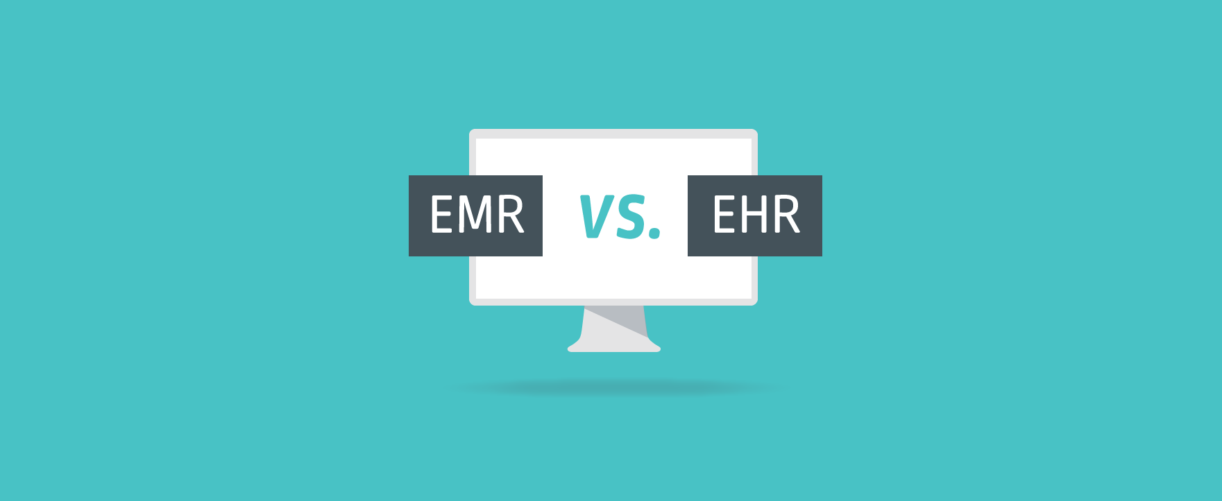 Pediatric EHR vs EMR