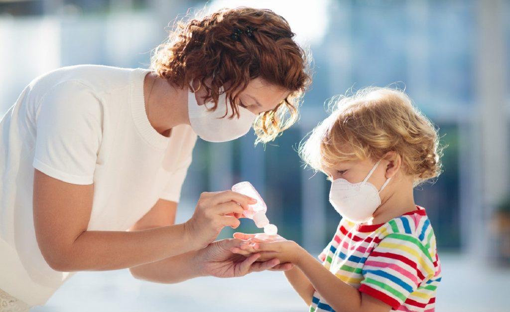 2020 COVID-19 Pandemic kids health